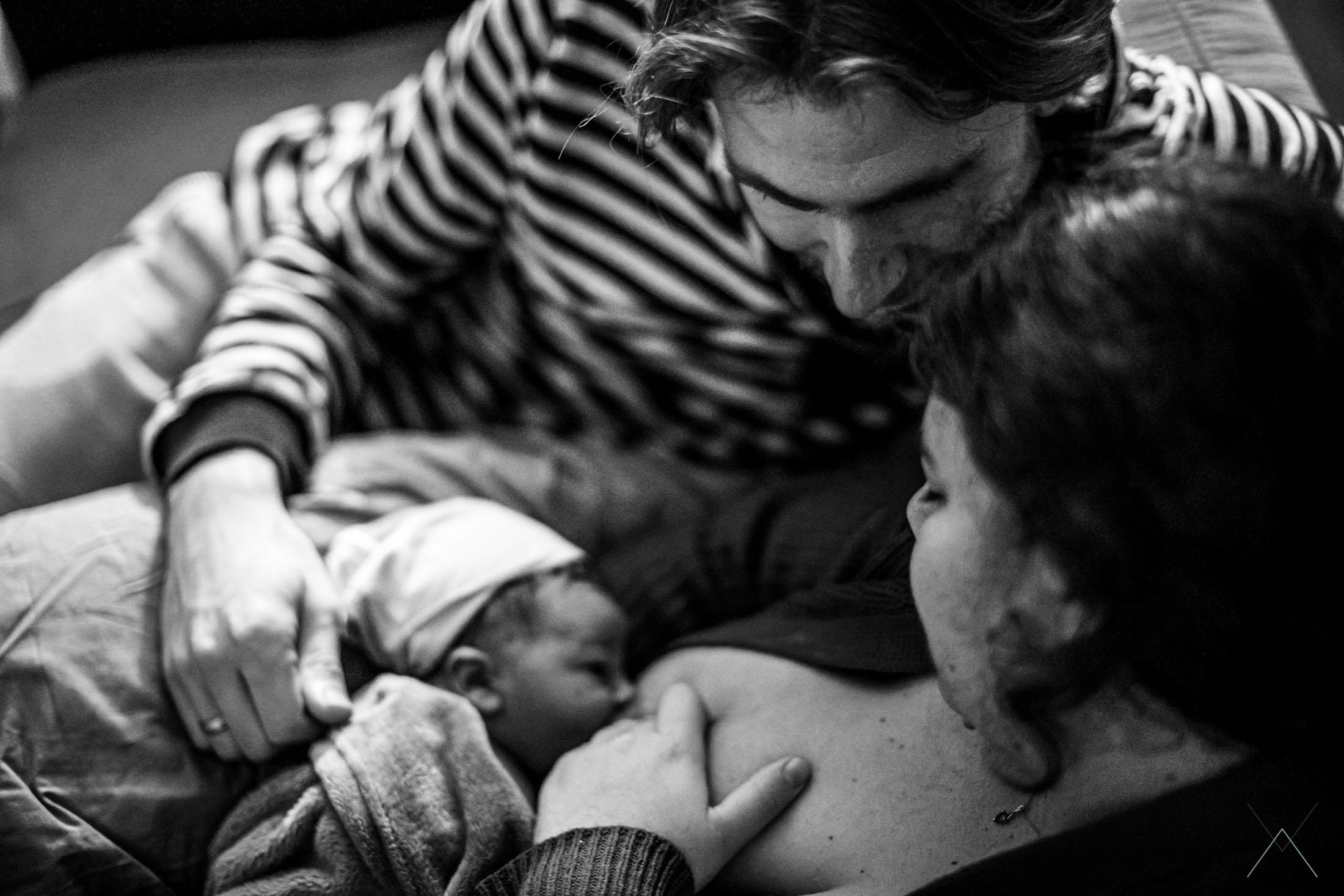 vanessa amiot photographe aad - accouchement à domicile - accoucher en maison de naissance -