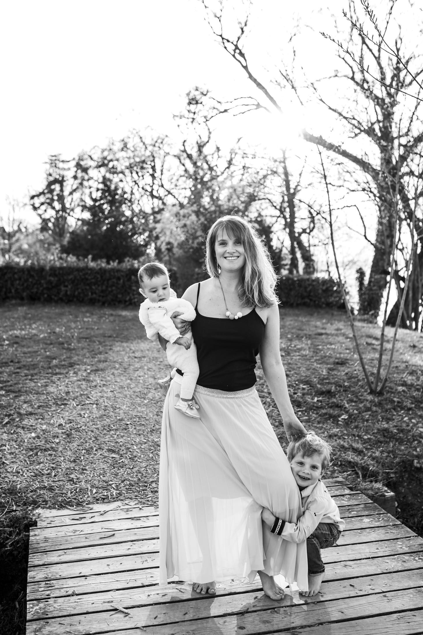 Vanessa Amiot photographe - photographe thonon - photographe famille thonon - photographe famille Haute Savoie -